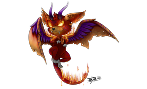 Commission - Lucier Imp by LoveOrBeKilled