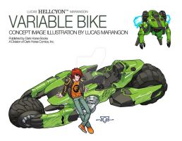 Variable Bike by LucasMarangon