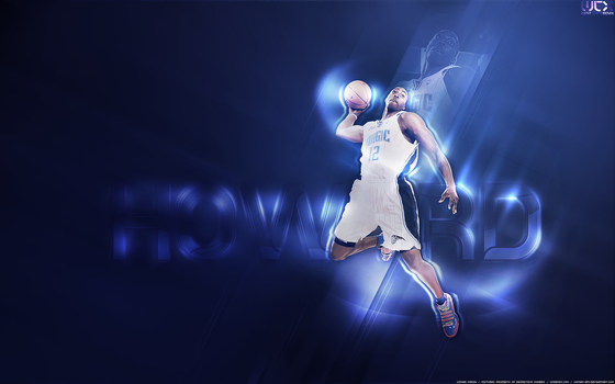 Dwight Howard by usman-gfx
