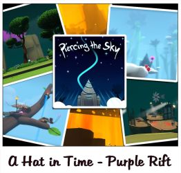 A Hat in Time - Piercing the Sky by cubehero