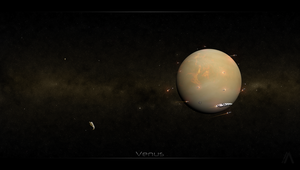 The Space Age - Venus by BryanDesign