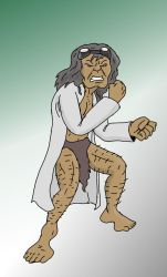 Doctor Cromagnon by jay042
