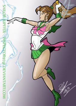 Sailor Jupiter by Inspector97