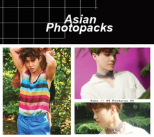 Photopack 1528 // Suho (EXO) (THE WAR). by xAsianPhotopacks
