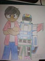 Me and My Robot by KRPH-TV10