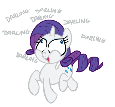 I sure do like them ponies(Rarity). by Elslowmo