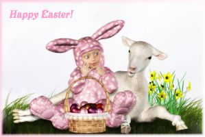 Happy Easter 2008 by LadyNightVamp