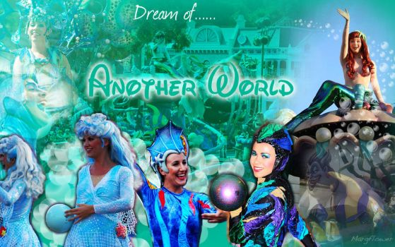 Dream of Another World by margflower