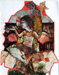 Trasformation - Collage Series by Irlana