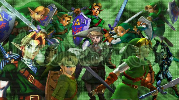 Link Collage by Neolinkster