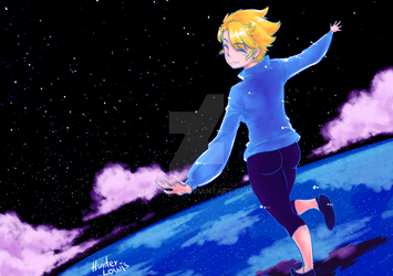 Star on Earth by Lowis13