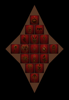 The Unholy Bulwark (Mark of the Daedra) by ByteBasher