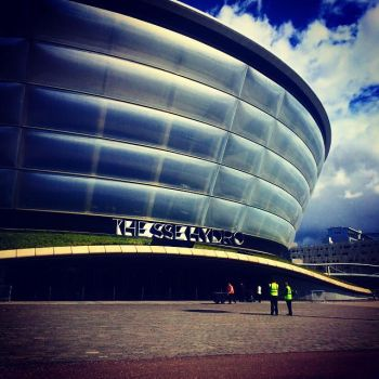 The Hydro, Glasgow by ShannonFPhotography
