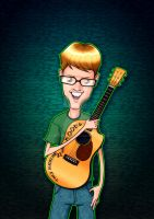 Hank Green by JadeGordon