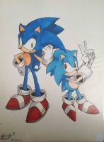 *_Sonic Generation_* by Sonica98