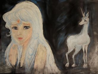 Amalthea by 17cherry