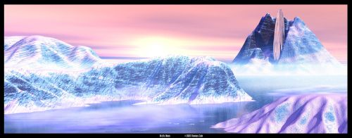 Arctic Noon by tomcain