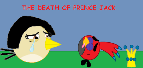 RBT S2 Ep. 12 The Death of Prince Jack by Mario1998