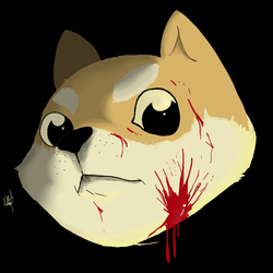 Doge by DeathNugget-Afro