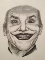 The 1989 Joker by TheGibsonSisters
