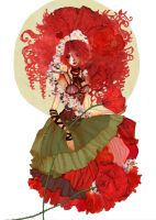 Poppies Queen by ODRE
