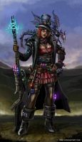 The Most Eccentric Artificer by SirTiefling