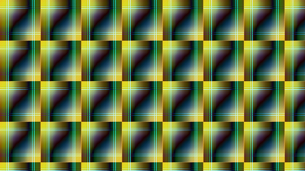 OPtical Illusion Plaid by Lateralus138
