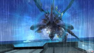 PSO2: Enter! Menace of Vopar - Bal Dominus by Tynorg-Six