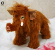 Mammoth doll (Now is available!) by Ynik-name