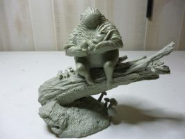 Ori and the Blind Forest Sculpt 1 by KyleMillard