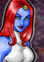 Mystique by BestNameEver by MrLively