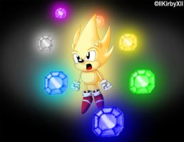 I COULD GO SUPER SONIC by Jdoesstuff