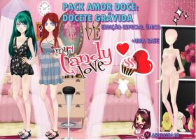 Pack amor dulce especial dulce embarazada by Marylusa18
