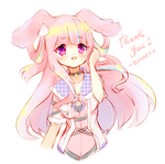 Thank You! by bunbby