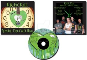 KriticKill CD Cover by KriticKilled