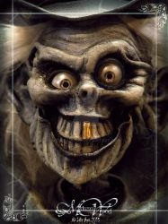 Hatbox Ghost 2015 CU Front by MedusaWood