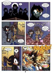 The Princess And Her Dark Knight Pt1 Pg4 By Chauve by Flordeoro