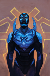 Blue Beetle by 2013