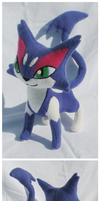 Purrloin Plush