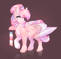 Crystal pony adoptable closed by nightskrill
