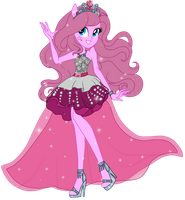 Princess Music Melody - Singer Outfit Dress by GihhBloonde