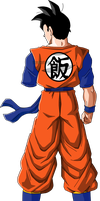 Future Gohan Version 2 by BrusselTheSaiyan
