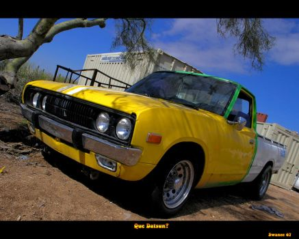 Que Datsun? by Swanee3
