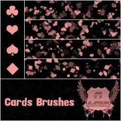 Cards Brushes by favo123