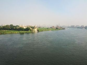 Nile River by jackred5