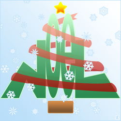 Christmas Tree by Astre