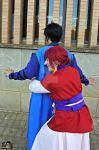 Hak and Yona by xxRisaOfficialx