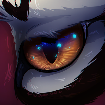 October Eye-con by Octobertiger