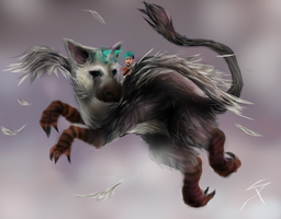Trico and Jack (The Last Guardian)~ by SpunketPunk