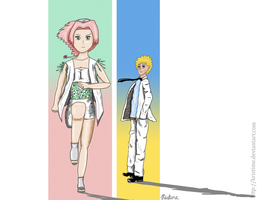 The right way. .:NaruSaku:. by kristime